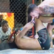 El «Gringo» Ribovics ganó por TKO en Perú